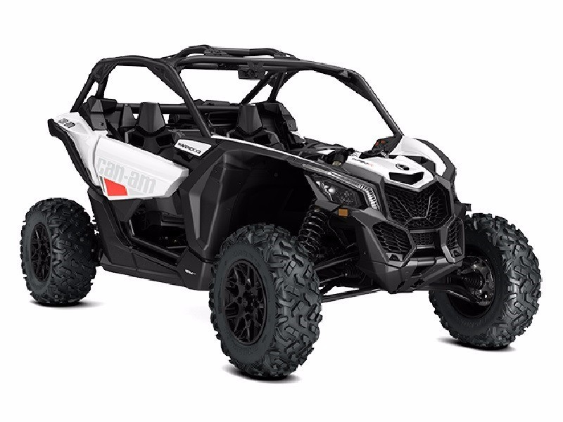 2017 Can-Am Maverick X3