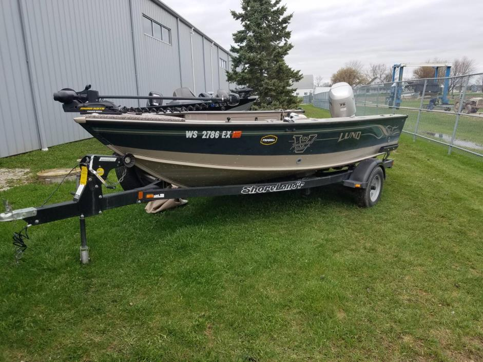 Lund Pro V Boats For Sale