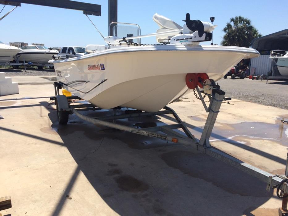 2012 Carolina Skiff DLV Series 178