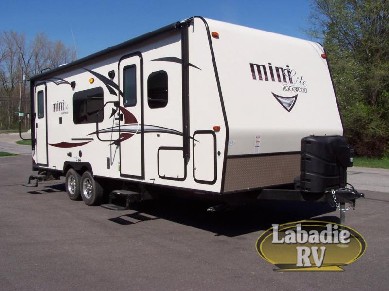 2018 Forest River Rv Rockwood Mini Lite 2503S, 0