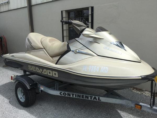 2003 Sea-Doo GTX 4-TEC Limited Supercharged