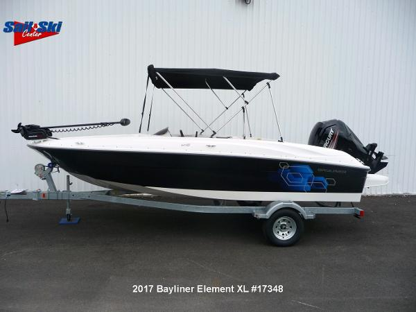 2017 Bayliner Element E18