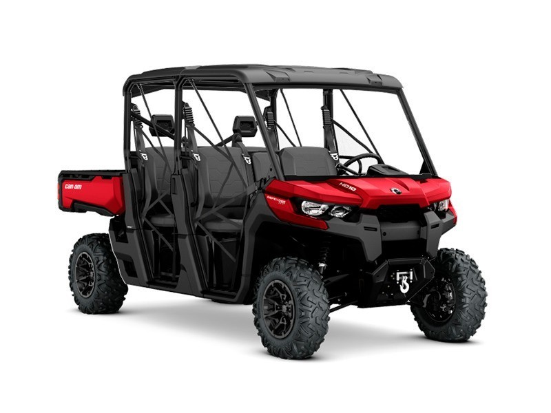 2017 Can-Am Defender MAX XT