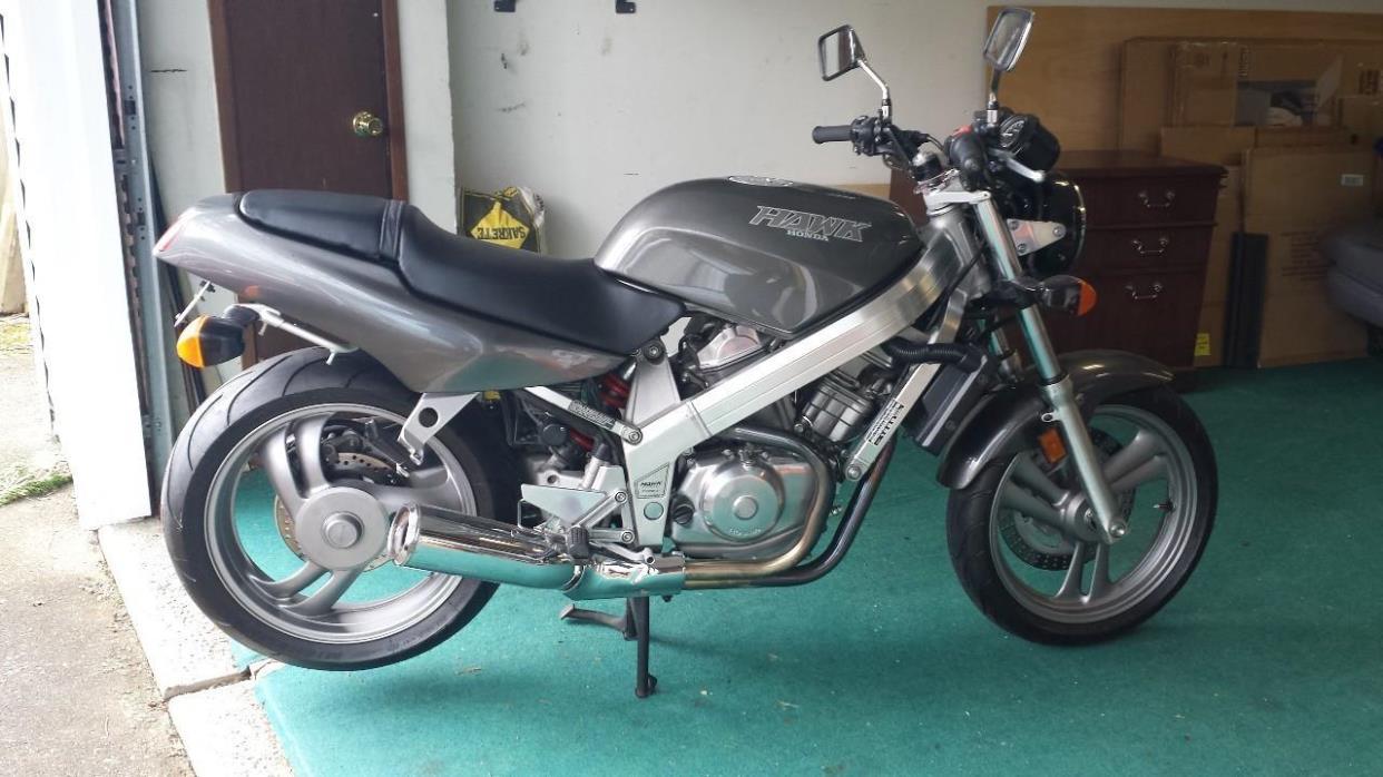 1988 Honda HAWK NT650