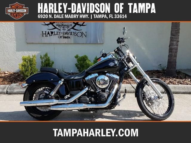 2015 Harley-Davidson FXDWG DYNA WIDE GLIDE