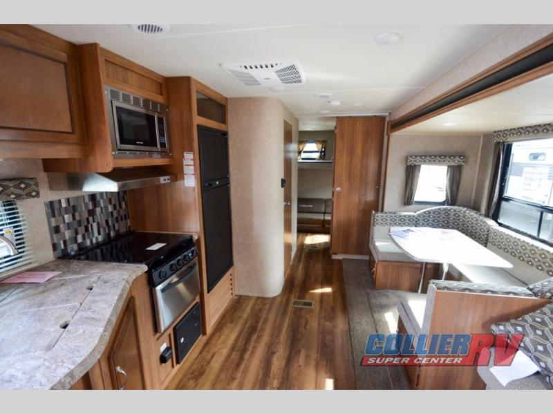 2018 Coachmen Rv Catalina Legacy 293QBCK, 4