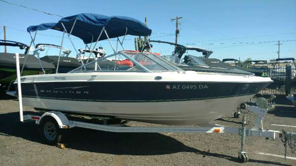 2009 Bayliner Discovery 195