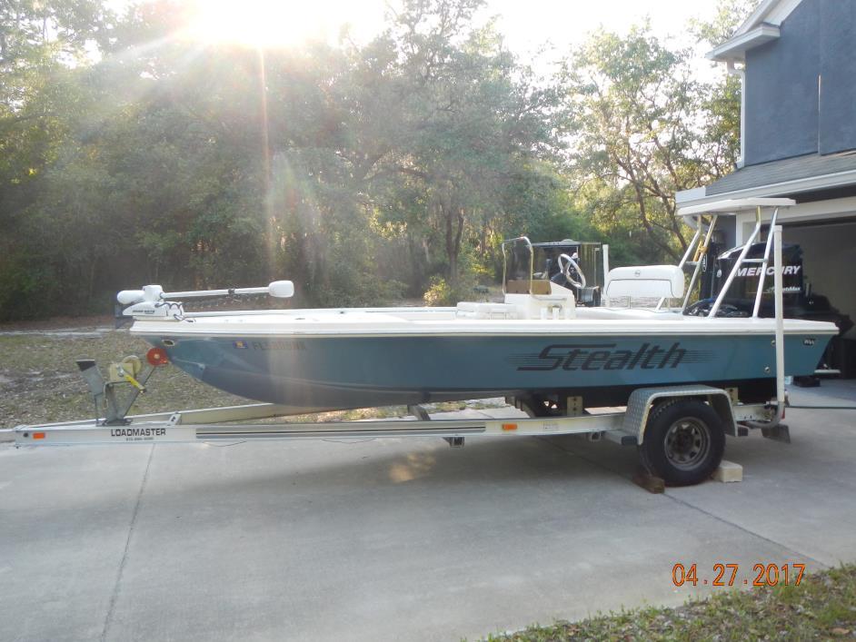 2007 Key West 1760 Stealth