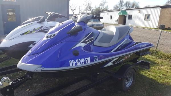 2011 Yamaha VXR