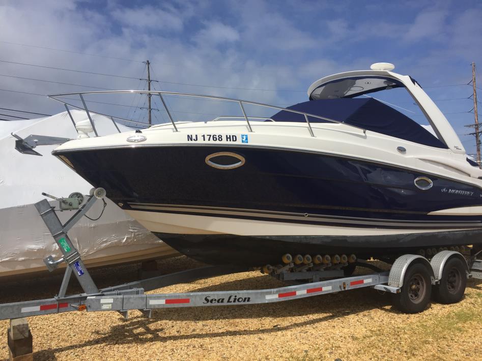 2011 Monterey 260 SY