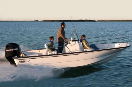 2010 Boston Whaler 170 Montauk