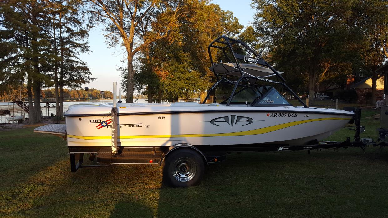 2002 Nautique Air Nautique