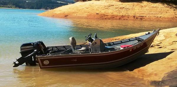1989 RB Boats Center Console Jet 14
