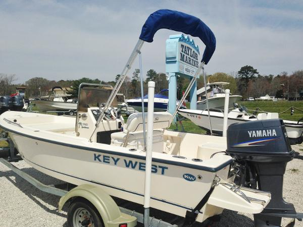 2007 Key West 1720 Sportsman