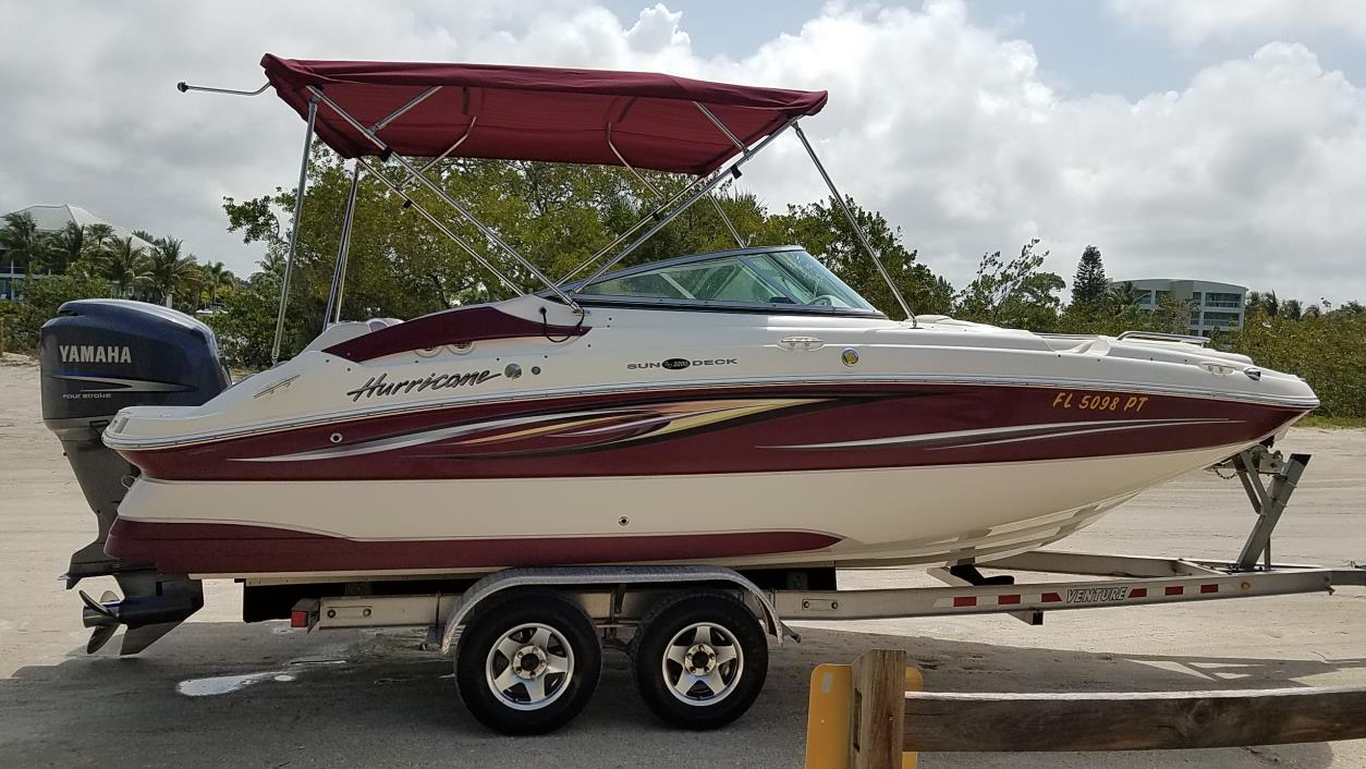 Deck Boats For Sale In Nokomis Florida