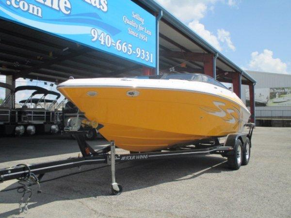 2008 Four Winns H200 SS