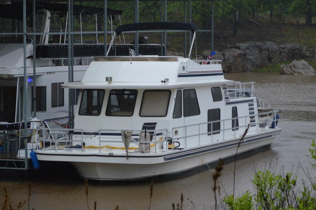 Houseboats For Sale In Oklahoma