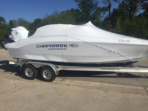 2017 Chaparral 21 H2O Outboard Bowrider
