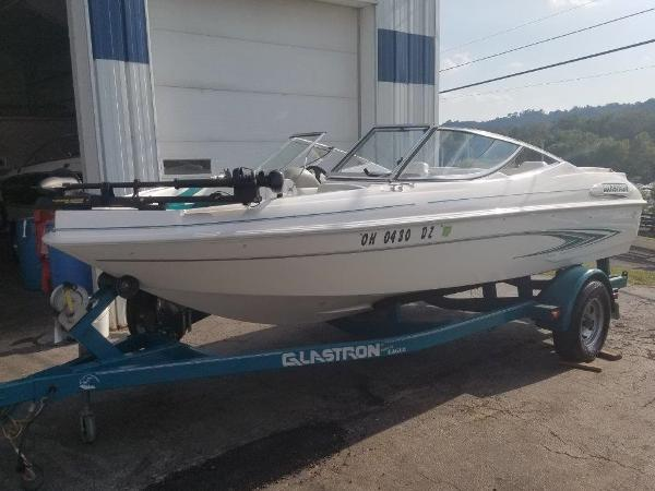 2000 Glastron SX 175 Ski & Fish