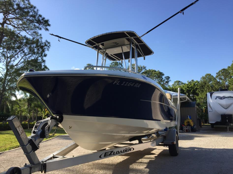 2016 BARRACUDA BOATS INC CCS