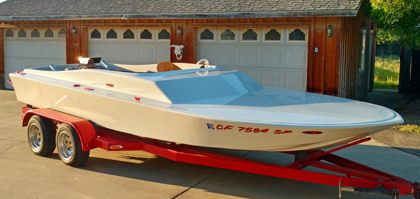 Hallett Jet Boats Boats for sale