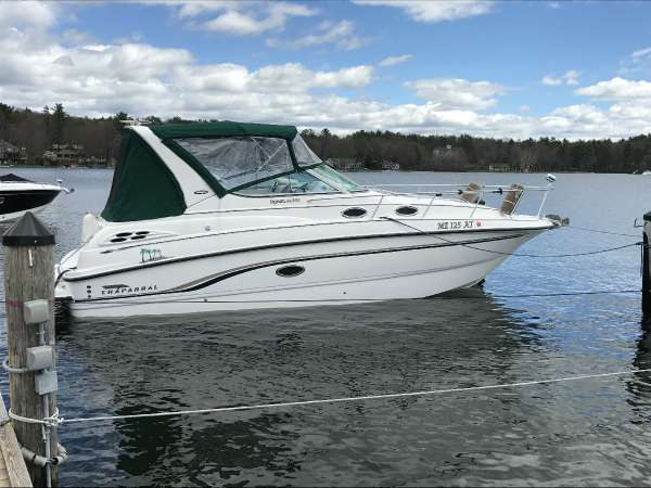 1999 Chaparral Signature 300