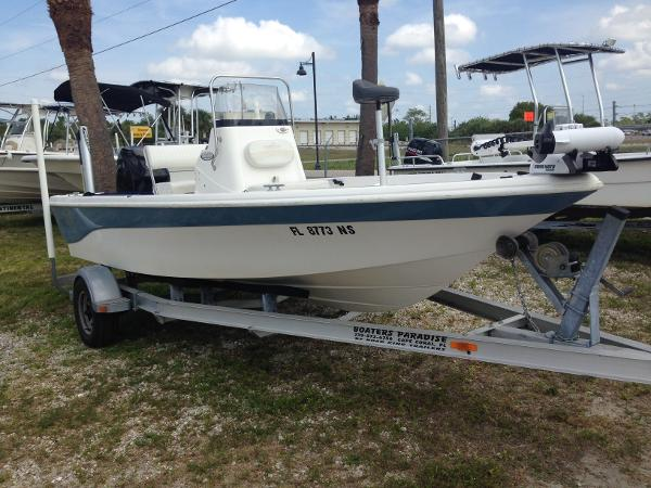 2007 NAUTIC STAR 1800
