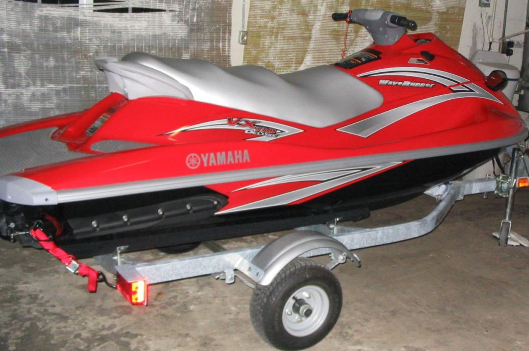 2006 Yamaha VX1100 Deluxe