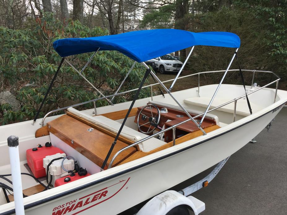 1988 Boston Whaler Super Sport 17