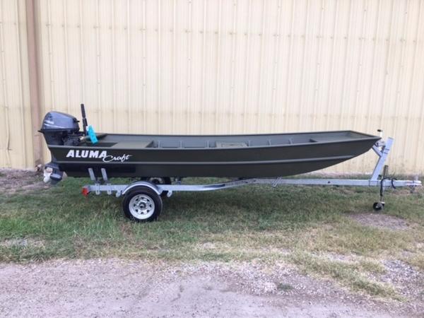 2017 Alumacraft 1442LW Jon Pkg