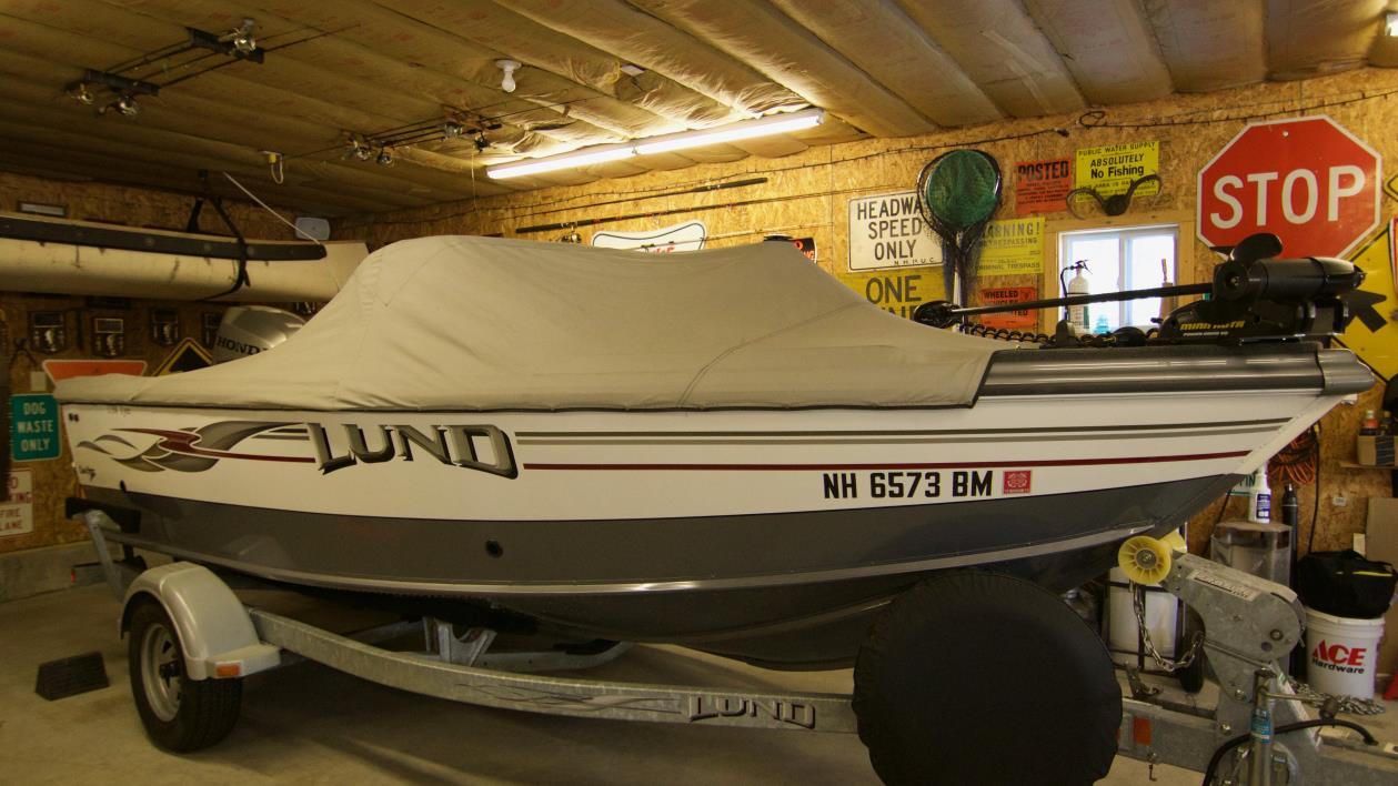 2007 Lund 1750 Tyee