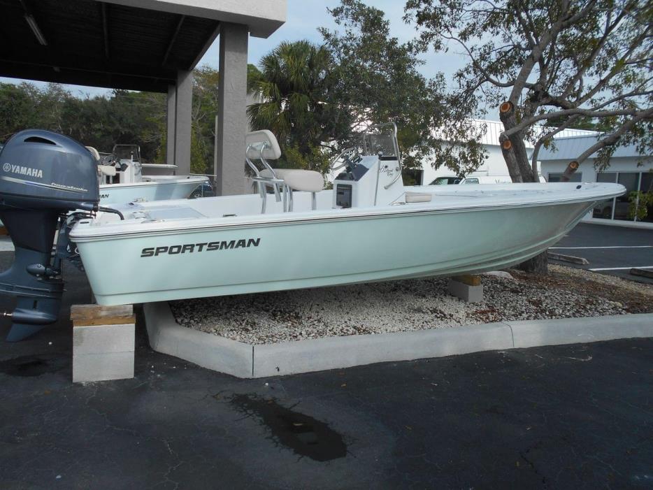 2017 Sportsman 20 Island Bay