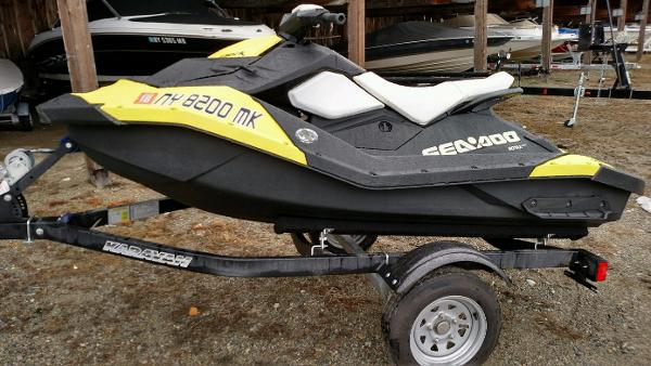 2015 Sea Doo BRP Spark