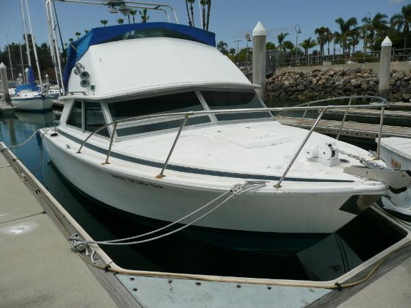Saltwater Fishing Boats For Sale In California