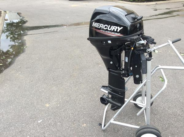 2016 Mercury 20 ELPT