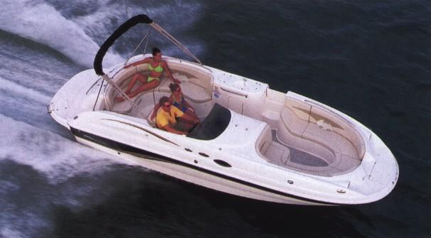 2002 Chaparral Sunesta 242