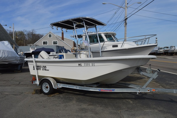 2009 Carolina Skiff 178DLV