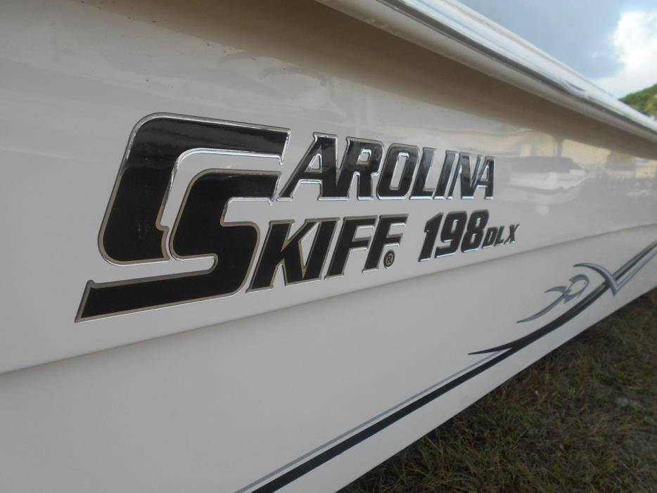 2017 carolina-skiff 1980 DLX
