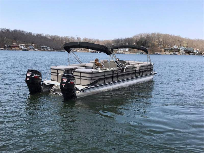 2009 Premier 310 Boundary Waters