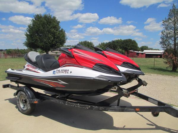 2012 Pair of Kawasaki Ultra LX
