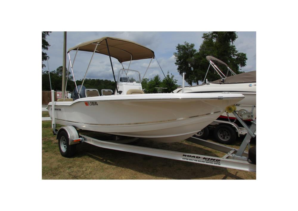 2016 TIDEWATER BOATS 180 Center Console
