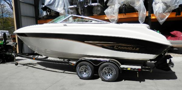 2002 Caravelle 242 Bow Rider