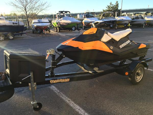 2015 Sea-Doo Spark 3up