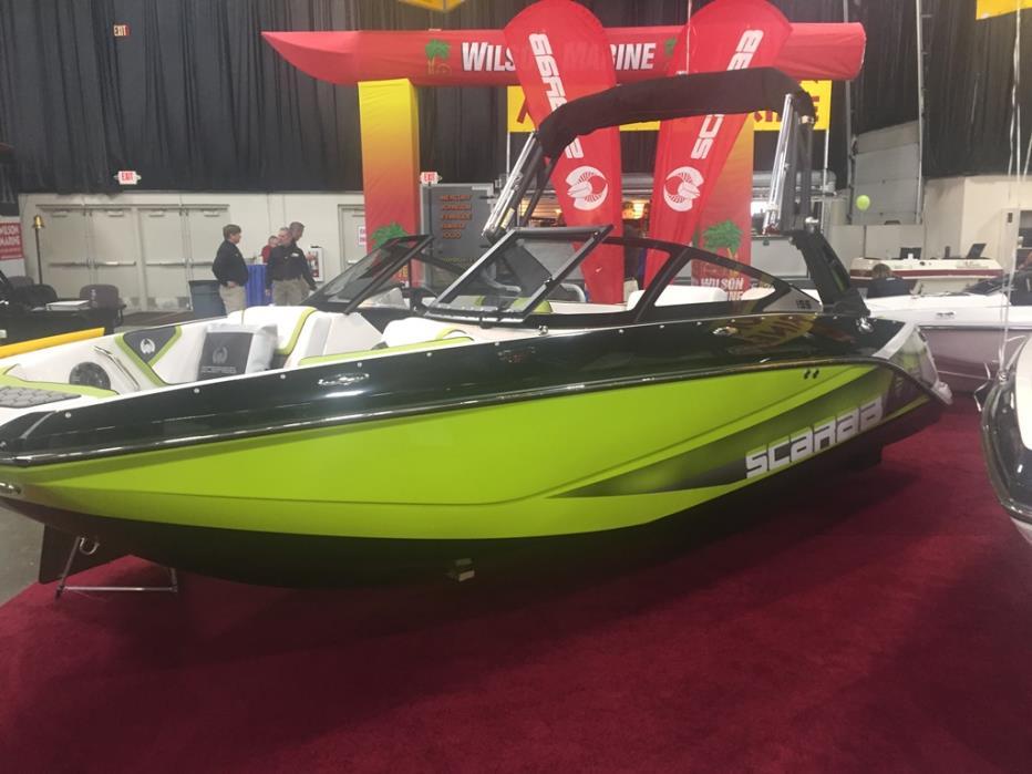2017 Scarab 195 Impulse