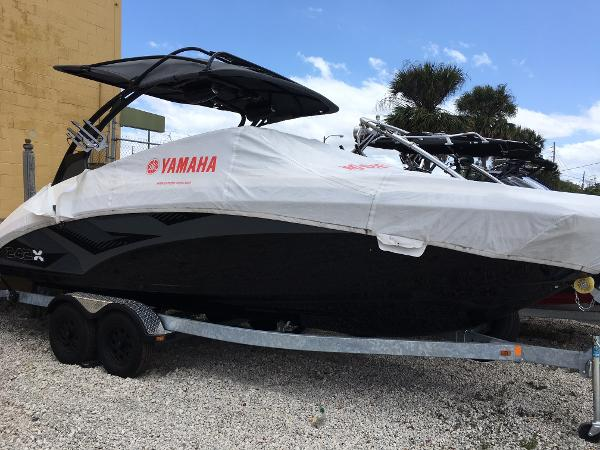 2016 Yamaha 242 Limited S