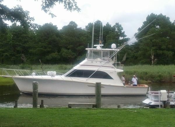 1988 Ocean Yachts 48 SS