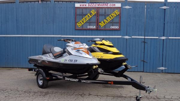 2011 Sea Doo RXT 260 is