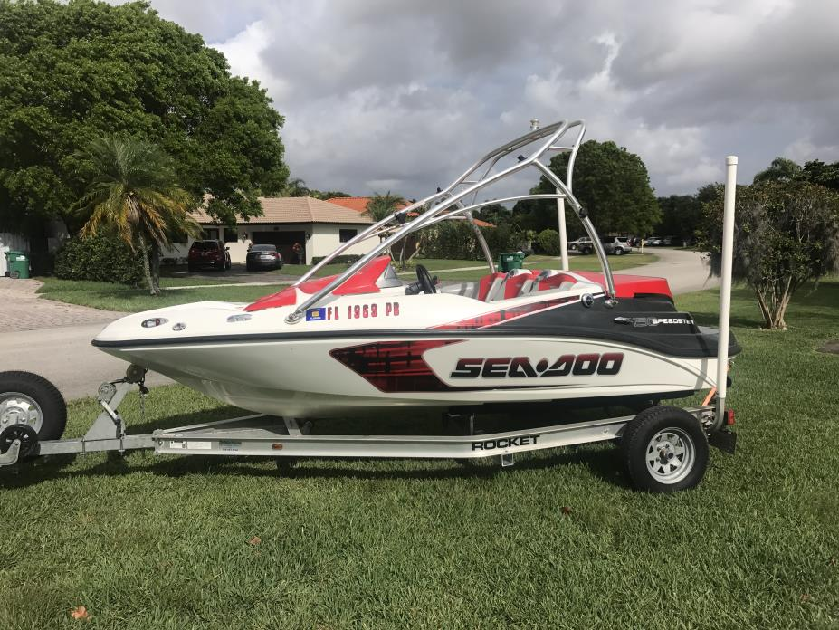 2008 Sea-Doo 150 Speedster