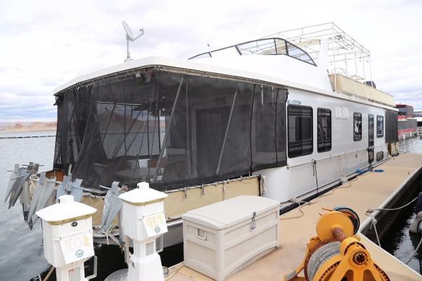 1992 Stardust Cruisers 54x14 Houseboat