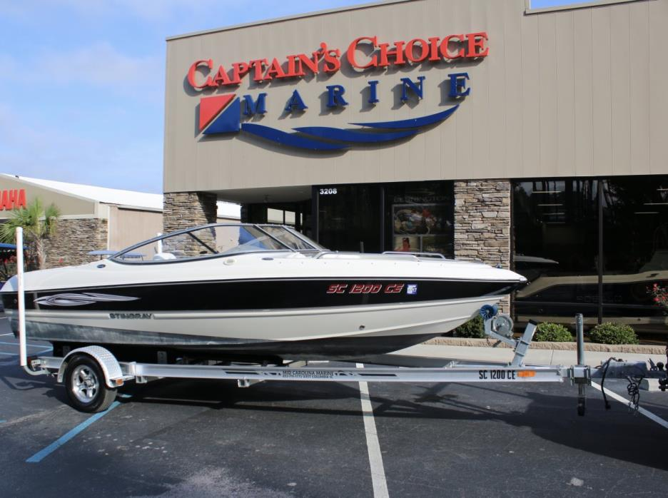 2011 Stingray Boats 195LX